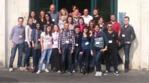Foto di gruppo AVO Lombardia